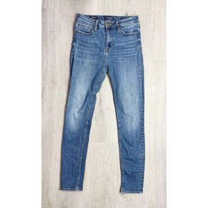 Vigoss Ace Super Skinny High Rise Jeans